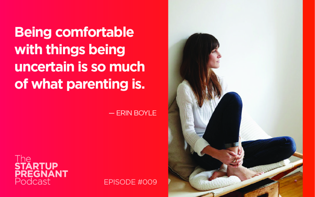 Choosing the Simple Moments — Episode #009 With Erin Boyle of Reading My Tea Leaves