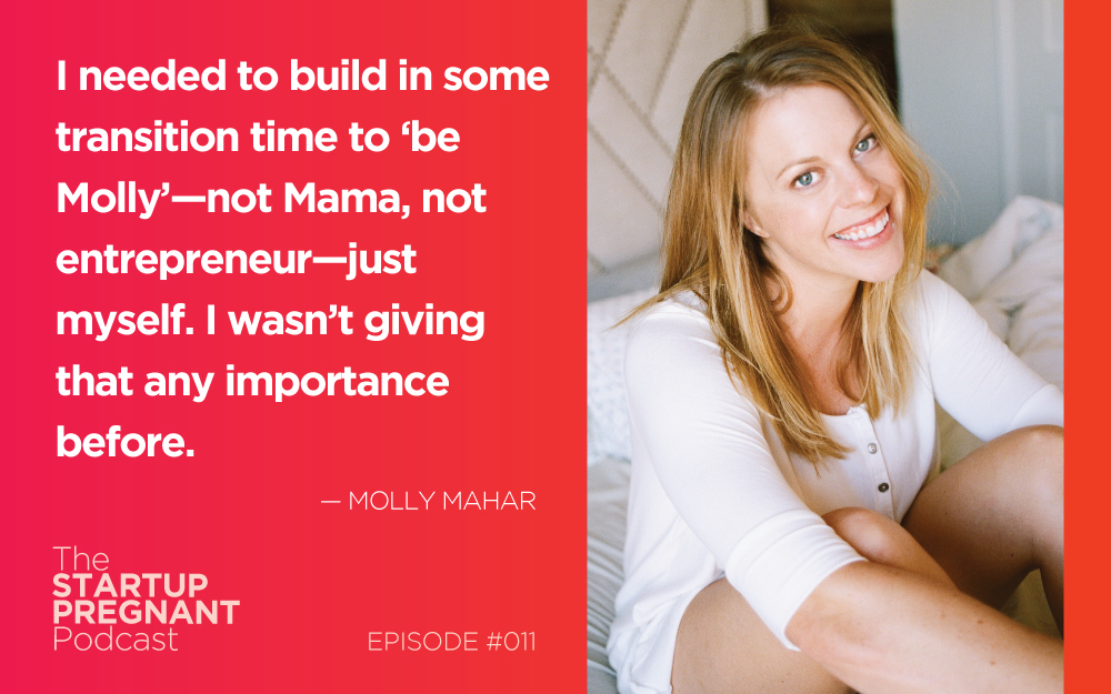 Pleasure, Radical Honesty and Turning into Your Body — Episode #011 with Molly Mahar
