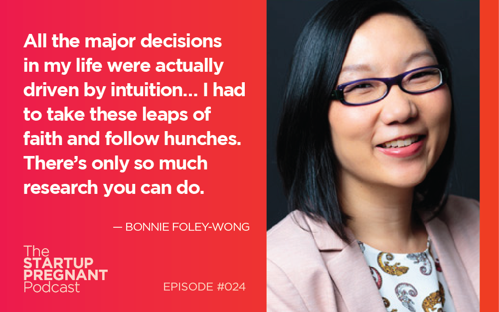 Decision Making With Head and Heart — Episode #024 With Bonnie Foley-Wong