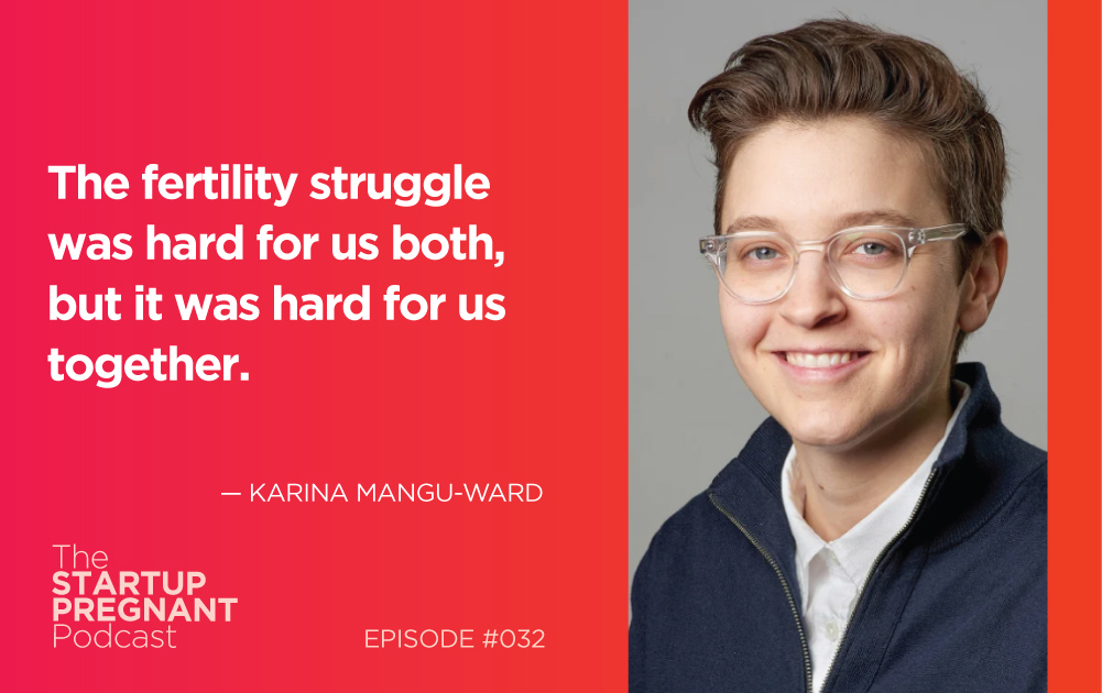 Designing a New Model for Moms Around 50/50 Parenting — Episode #032 With Tracy Candido and Karina Mangu-Ward