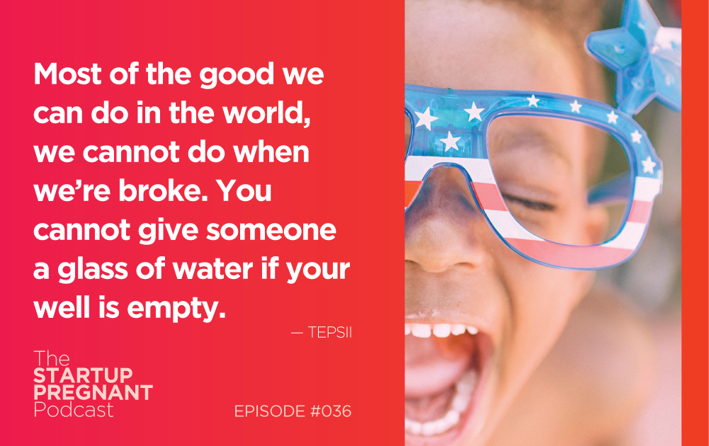 Race, Social Justice and Political Branding — Episode #036 With Tepsii