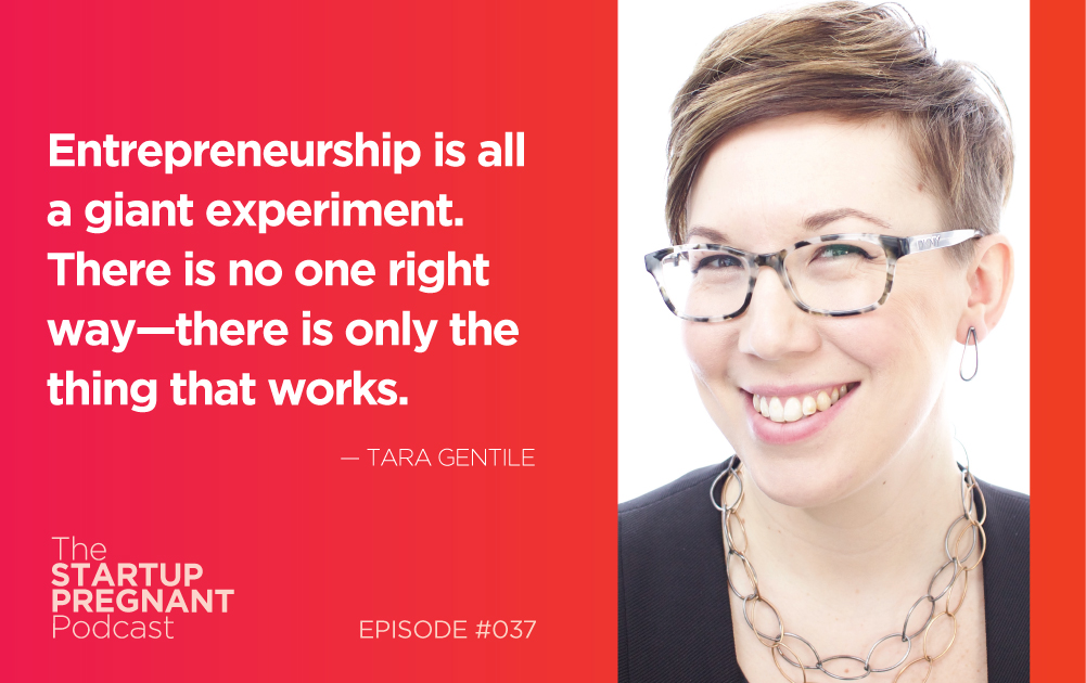 Getting Back to What Matters with a Rebrand — Episode #037 With Tara Gentile