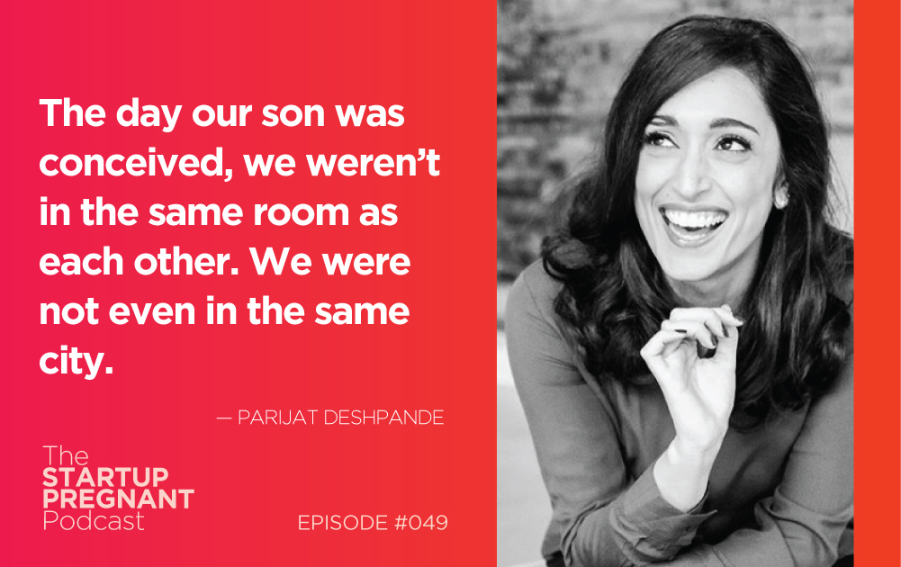 High-Risk Pregnancy and the Mind-Body Connection — Episode #049 With Parijat Deshpande